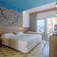 Lavris Hotel & Bungalows **** Kréta, Gouves