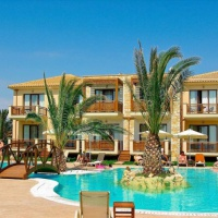 Mediterranean Village Resort & Spa ***** Pieria (egyénileg)