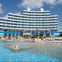 Hotel Trakia Plaza & Apartman **** Napospart Egyénileg vagy Repülővel