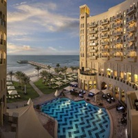 Hotel Bahi Ajman Palace ***** Ajman (Wizzair járattal)