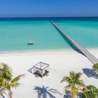 3/4 éj Marina Byblos **** Dubai és 7 éj Holiday Island Resort **** Maldív-szigetek
