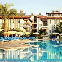 Hotel Smartline Sunlight Garden *** Side