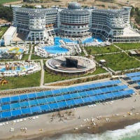 Hotel Sea Planet Resort & Spa ***** Side