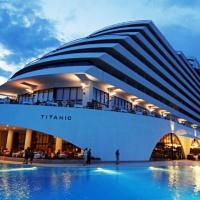 Hotel Titanic Beach Lara ***** Lara