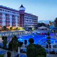 Hotel Saphir & Villas ****+ Alanya
