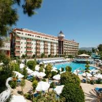 Hotel Saphir & Villas **** Alanya