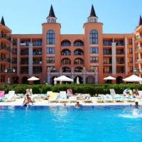 Hotel Palazzo *** Napospart