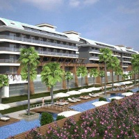 Hotel Crystal Waterworld Resort & Spa ***** Belek