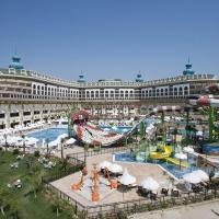Hotel Crystal Sunset Luxury Resort & Spa ***** Side