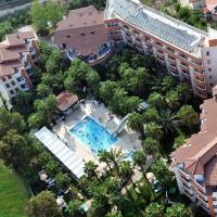 Hotel Nergos Garden (ex. Orfeus Hotel) **** Side
