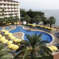 Aska Bay View Hotel **** Alanya