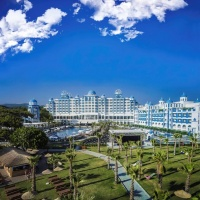 Hotel Rubi Platinum Spa Resort & Suites ***** Alanya