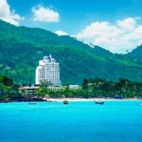 Dubai 2/3 éj **** és Phuket 7/9/12éj Andaman Beach Suites ****