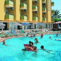 Hotel Kleopatra Dreams Beach **** Alanya