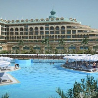Hotel Crystal Sunset Luxury Resort & Spa***** Manavgat