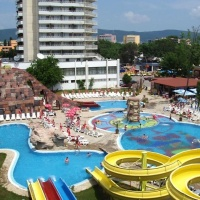 Hotel Kuban Resort and Aquapark **** Napospart