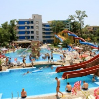 Hotel Kuban Resort & Aquapark *** Napospart