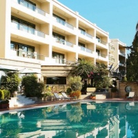 Hotel Rodos Park ***** Rodosz város