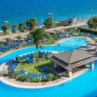 Hotel Oceanis Beach **** Rodosz, Ixia