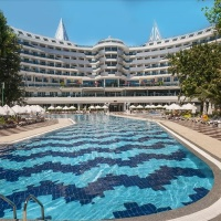 Hotel Botanik Platinum ***** Alanya