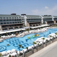 Hotel Crystal Waterworld Resort ***** Belek