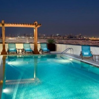 Hotel Hilton Garden Inn **** Dubai (különleges Emirates ajánlat)