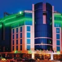 Hotel Holiday Inn Al Barsha**** Dubai (különleges Emirates ajánlat)