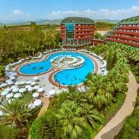 Hotel Delphin Deluxe Resort ***** Alanya