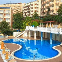 Hotel Club Paradiso ***** Alanya
