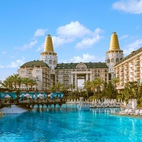Hotel Delphin Diva Premiere ***** Antalya