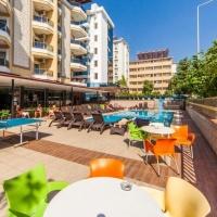 Hotel Kleopatra Ada Beach **** Alanya