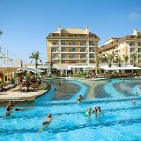 Hotel Crystal Family Resort and Spa ***** Belek