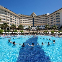 Hotel Saphir Resort & Spa ***** Alanya