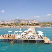 Hotel Long Beach Resort & Spa ***** Alanya