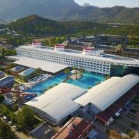 Transatlantik Hotel & Spa ***** Kemer