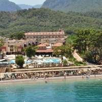 Hotel Crystal Aura Beach Resort & Spa ***** Kemer