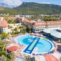 Hotel Queens Park Le Jardin ***** Kemer