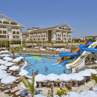 Hotel Crystal Palace Luxury Resort & Spa ***** Side