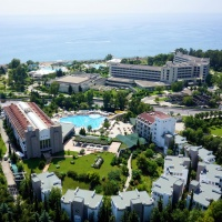 Hotel Sherwood Greenwood Resort **** Kemer