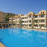 Creta Palm Hotel Apartments **** Kréta, Chania