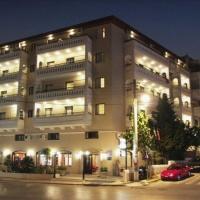 Hotel Elina Holidays *** Kréta, Rethymno