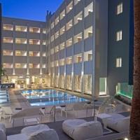 Hotel Melrose **** Kréta, Rethymno