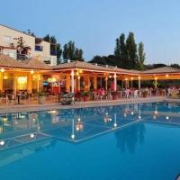 Hotel Rethymno Mare & Water Park ***** Kréta, Skaleta