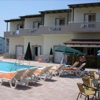 Corfu Inn Apartman - Korfu, Sidari