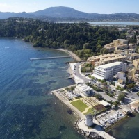 Mayor Mon Repos Palace - Art Hotel **** Korfu, Korfu város