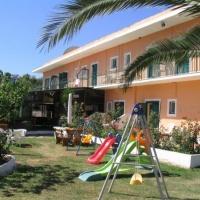 Rose Garden Apartman * Korfu, Dassia