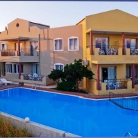 Oliva Beach Hotel (ex Catrin Beach), Chania