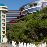 Hotel Paradise Beach **** Szveti Vlasz - repülővel