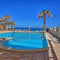 Sea Front Hotel *** Nyugat-Kréta, Rethymnon (Adelianos Kampos)