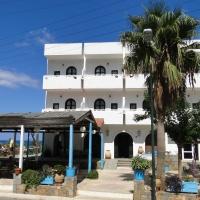 Hotel Alkyonides ** Kelet-Kréta, Stalis